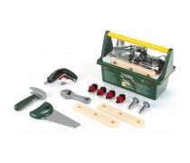 Vaikiška įrankių dėžė su elektriniu Ixolino atsuktuvu | Bosch | Klein 8345