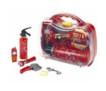 Vaikiškas gaisrininko lagaminas su priedais | Klein 8984