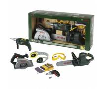 Vaikiškas įrankių rinkinys su priedais | Bosch | Klein