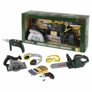 Vaikiškas įrankių rinkinys su priedais   Bosch   Klein 8512