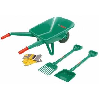 Karutis su sodininko įrankiais | Bosch Gardener Set | Klein 2752