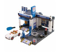 Žaislinis automobilių servisas su plovykla | Bosch | Klein 8647