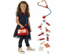 Žaislinis gydytojo lagaminas su priedais | Klein 4443