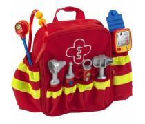 Medicininis gydytojo krepšys su spaudimo matavimo aparatu | Klein 43140