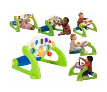 Edukacinis lavinamasis veiklos stalas | 5in1 Adjustable Gym | Little Tikes 635908M