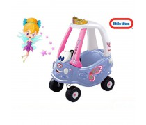 Mašina paspirtukas | Fairy Cozy Coupe | Little tikes