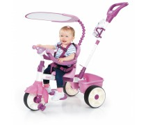 Triratukas | 4-in-1 Basic Edition Trike - Pink | Little Tikes 634307E4