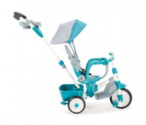 Triratukas mėlynas 4in1 | Perfect Fit Trike | Little tikes 638695E4