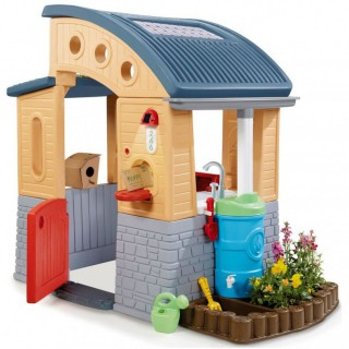 Interaktyvus žaidimų namelis | Go Green Playhouse | Little Tikes 640216