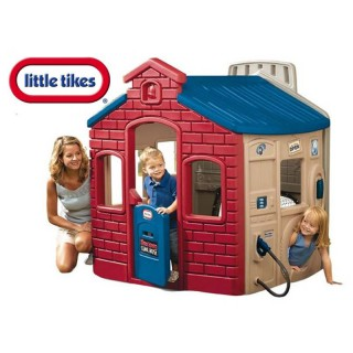 Žaidimų namelis | Town playhouse | Little tikes 444D