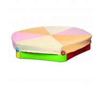Modulinė smėlio dėžė su uždengimu | Nova 543249