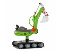 Metal Swivel ekskavatorius su kaušu | Digger XL | Rolly Toys 513208