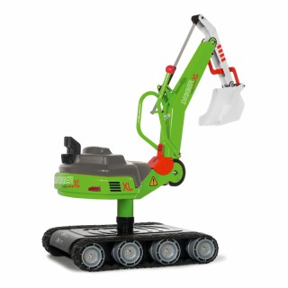 Metal Swivel ekskavatorius su kaušu | Digger XL | Rolly Toys