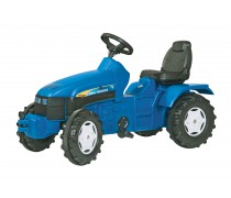 Minamas traktorius 3-8 m. | FarmTrac New Holland | Rolly Toys