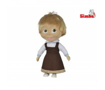 Dainuojanti lėlytė Maša 30 cm | Maša ir lokys | Simba 93065160