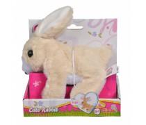 Interaktyvus mielas pliušinis triušis | Chi Chi Love Cute Rabbit | Simba 5893380
