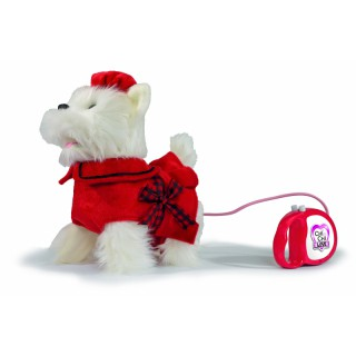 Interaktyvus pliušinis šuniukas | Chi Chi Love Poshi | Simba 5893242