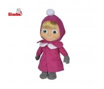 Lėlytė Maša 40 cm su žiemine apranga | Maša ir Lokys | Simba 9301676