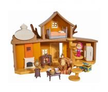 Mašos ir lokio namas su priedais | Simba