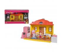 Mašos namas su priedais | Maša ir lokys | Simba 9301633