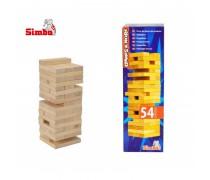 Medinis stalo žaidimas | Jenga | Simba 6125033