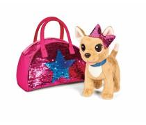Minkštas pliušinis šuniukas Chi Chi Love | CCL Swap Fashion | Simba 5893351