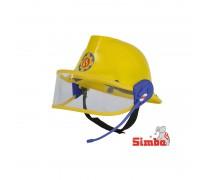 Vaikiškas gaisrininko Semo šalmas su mikrofonu | Simba