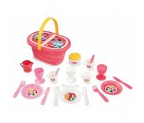 Iškylos krepšys su priedais | Disney Princess | Smoby 310554