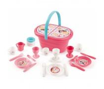 Iškylos krepšys su priedais | Disney Princess | Smoby 310573