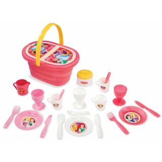 Iškylos krepšys su priedais | Disney Princess | Smoby