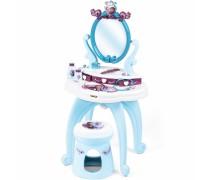 Kosmetinis staliukas su kėdute 2in1 | Frozen | Smoby 320233