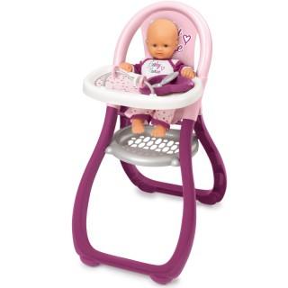 Lėlės maitinimo kėdutė | Baby Nurse | Smoby 220342