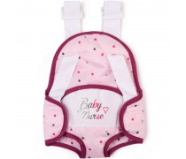 Lėlės nešioklė | Baby Nurse | Smoby 220351