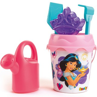 Smėlio kibirėlis su priedais - Princesė | Disney Princess | Smoby 862090