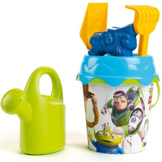 Smėlio kibirėlis su priedais - Žaislų istorija | Toy Story | Smoby