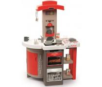 Sulankstoma virtuvėlė ant ratukų su garsais | Tefal Opencook | Smoby 312202