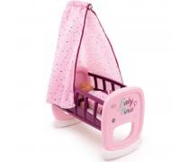 Supamas lopšys - lovytė lėlei iki 42 cm | Baby Nurse | Smoby 220338