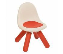 Vaikiška kėdutė su atlošu | Raudona | Smoby