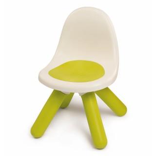 Vaikiška kėdutė su atlošu | Žalia | Smoby 880100