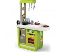 Vaikiška virtuvėlė su priedais 25 vnt | Cherry | Smoby 310909