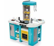 Vaikiška virtuvėlė su priedais 34 vnt | mini Tefal Studio XL Bubble | Smoby 311045