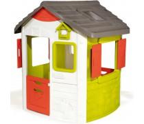 Vaikiškas didelis žaidimų namelis | Neo Jura | Smoby 810500