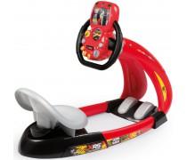 Vaikiškas interaktyvus lenktynių simuliatorius | Cars XRS | Smoby 370215