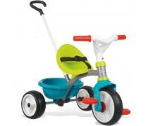 Vaikiškas mėlynas triratukas | Be Move 740326 | Smoby