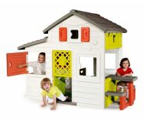 Vaikiškas namelis   Friends House Floralie   Smoby