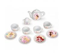 Vaikiškas porceliano arbatos-kavos rinkinys | Disney Princess | Smoby 310569
