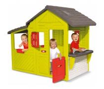 Vaikiškas žaidimų namelis   Floralie Neo   Smoby 310300