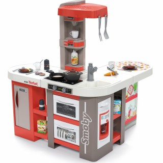 Virtuvėlė mini Tefal su magišku puodu ir priedais 39 vnt | Studio XXL Bubble | Smoby 311046