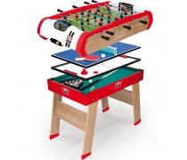 Žaidimų stalas | Power Play 4 in 1 | Smoby