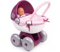 Vežimėlis lėlei 42 cm | Baby Nurse | Smoby 220348